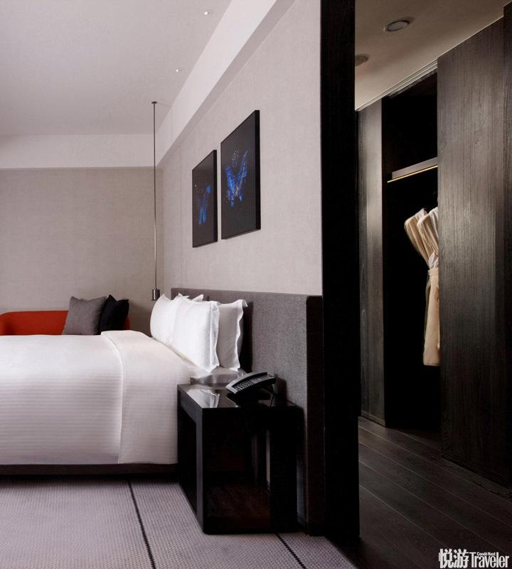 臺北寒舍艾麗酒店 Humble House Taipei:酒店位于信義區一座綠色環保建筑中,設計主題圍繞生活和藝術展開...