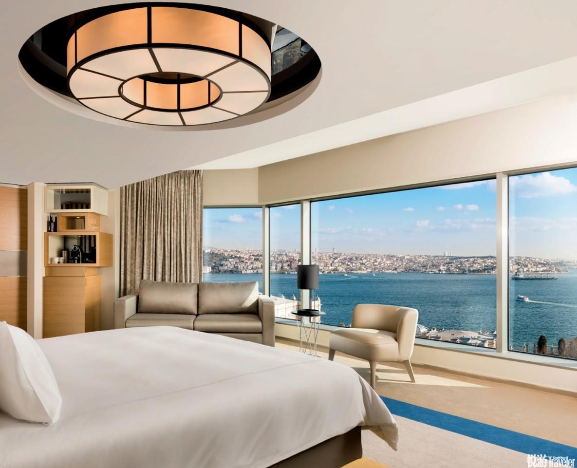 17家酒店风景最好的房间