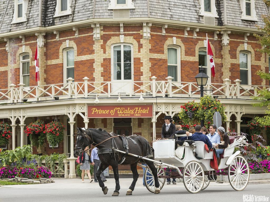 加拿大滨湖尼亚加拉到加拿大安大略省的滨湖尼亚加拉会让你有种回到过去的感受,这里的街道上依旧有着马儿...