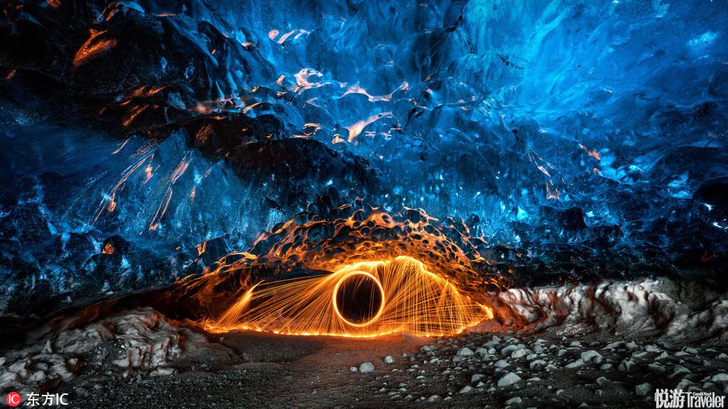 冰岛瓦特纳冰原