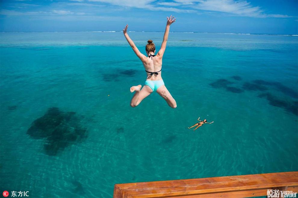 """美地来雾岛(Viti Levu)是斐济的第一大岛,也是斐济最具代表性的岛屿,通常被称作""""大岛""""。美地来雾岛..."""