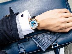 男人都爱看的腕表大片