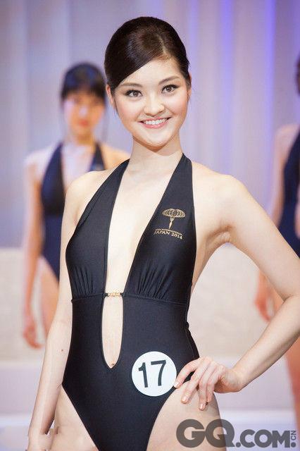 14岁萌妹子照片_日本国际小姐冠军遭全民吐槽_话题_GQ男士网