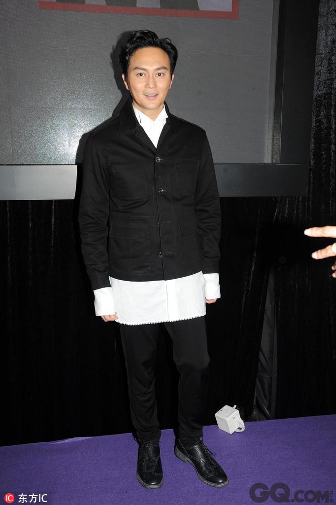 张智霖为饰演出租车司机角色,增肥了18斤。