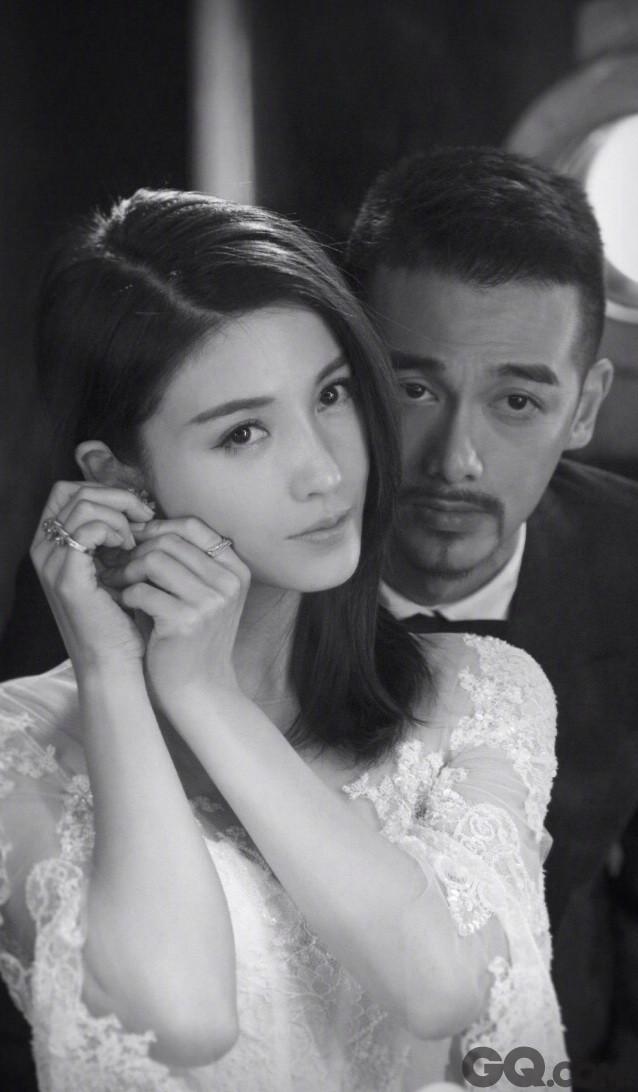 """还记得2015年杨子姗深夜晒结婚证发的那句""""嫁了,他叫吴中天!""""吗?当初低调虐狗无数的他们将于6月10日办婚礼了。"""