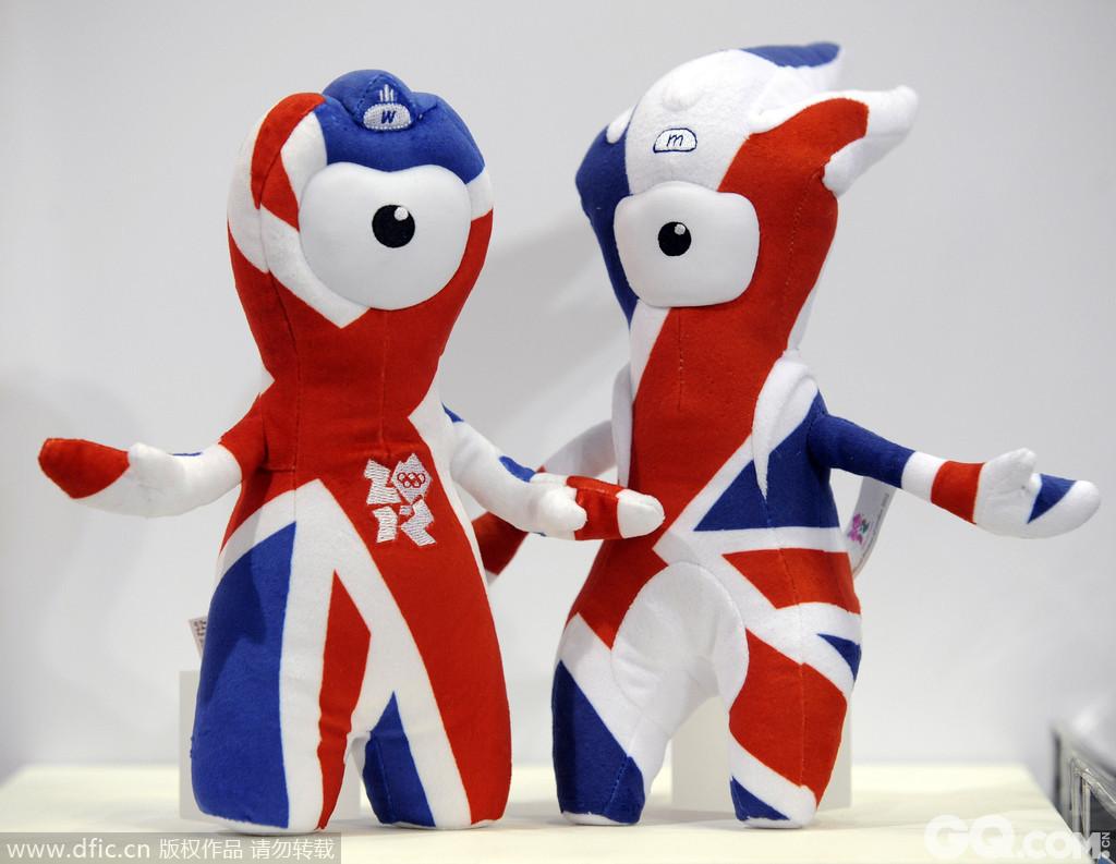 2016年里约奥运会吉祥物发布 捧腹看历届吉祥物逗逼出境图片