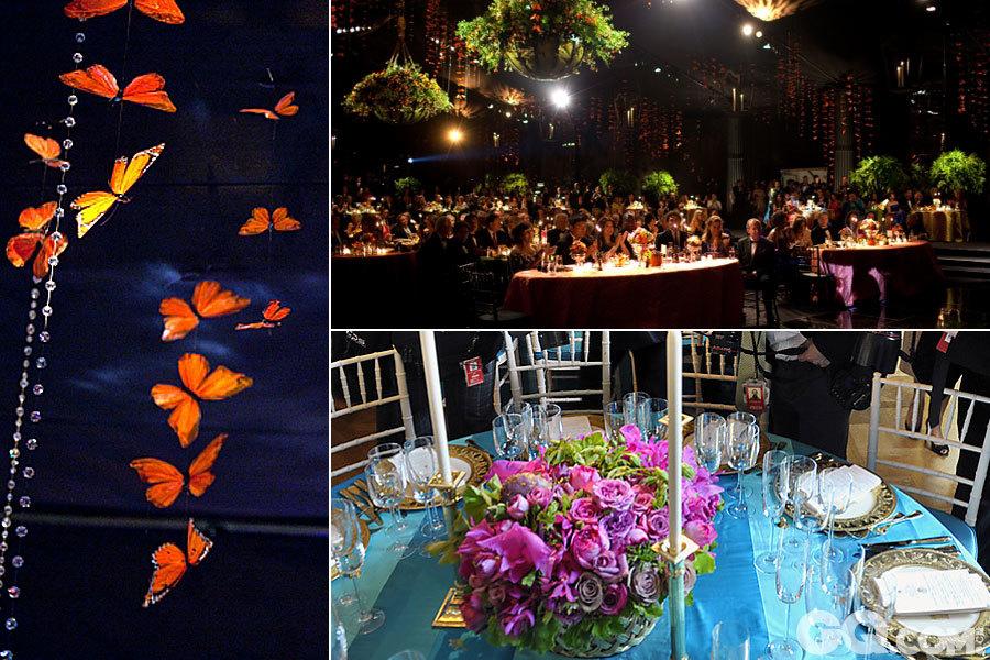 2010年5月19日,美国总统奥巴马和夫人米歇尔在白宫设国宴邀请时任墨西哥总统费利佩·卡尔德龙·伊诺霍萨,这是奥巴马上任以来第二次设国宴邀请外国元首。晚宴设在白宫内的东厅,邀请了约200名宾客。奥巴马夫妇邀请了高级厨师里克·贝雷斯准备菜肴,他极其擅长墨西哥风味菜肴。   第一道菜是凉薯配橙子、西柚和菠萝,以及柑橘油醋汁。   第二道菜是酸橘汁腌夏威夷月鱼,配以芝麻香菜饼干。   主菜为俄勒冈牛肉,配以墨西哥瓦哈卡莫莱酱,以及黑豆玉米面团包馅卷和烤青豆。   甜点则是巧克力糖奶挞,自制烤棉花糖,全麦饼干碎屑和山羊奶酪冰淇淋。   此外,每道菜都配有一款美国产的葡萄酒。