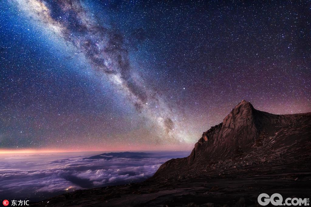 看完超级月亮 再来看看璀璨星空