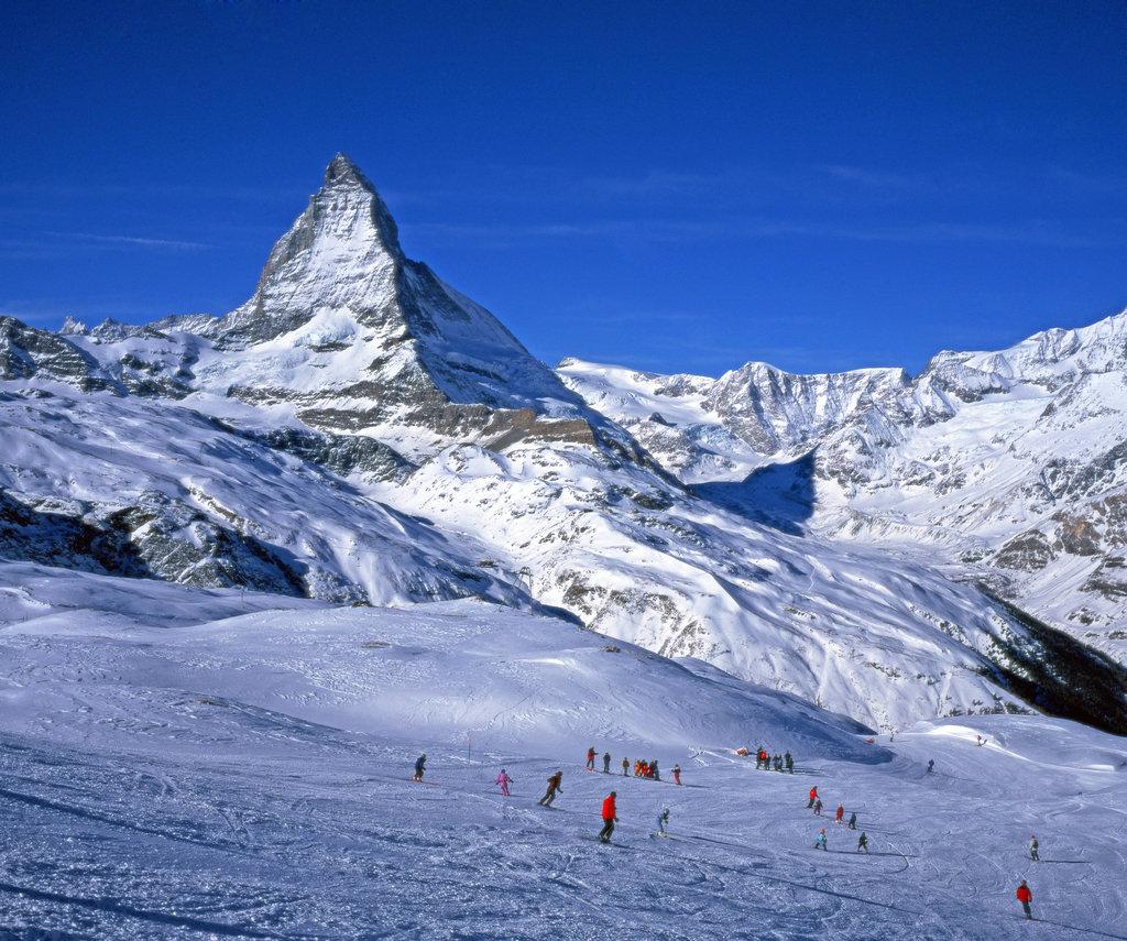 圣诞正是滑雪时 激情玩转全球10大滑雪胜地