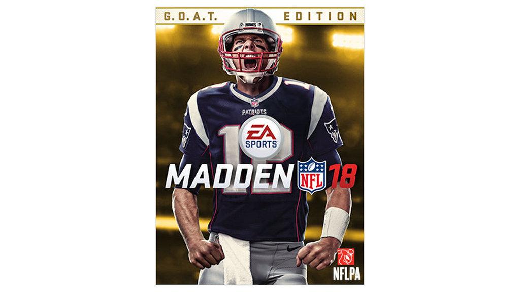 与同出一门的实况游戏和NBA系列游戏一样,作为与实体赛事有战略合作伙伴关系的Madden NFL系列橄榄球游戏,作为宣传手段,每到新一个赛季开始前,都会公布封面人物。