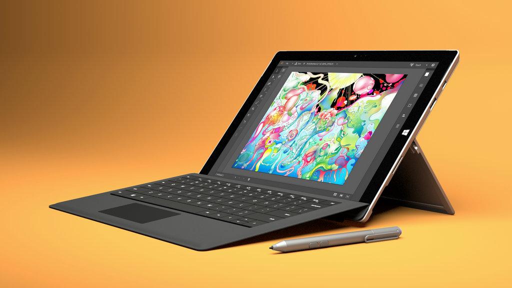 NO.7 Microsoft Surface Pro 4 如果笔记本电脑能够替代家用台式机,那么这一梦想的实现应该可以再Microsoft Surface Pro 4上看到端倪。全视窗版本的Win10系统,2736×1824的分辨率全部集成在最重才786g的机身内,你可以看到科技的未来!