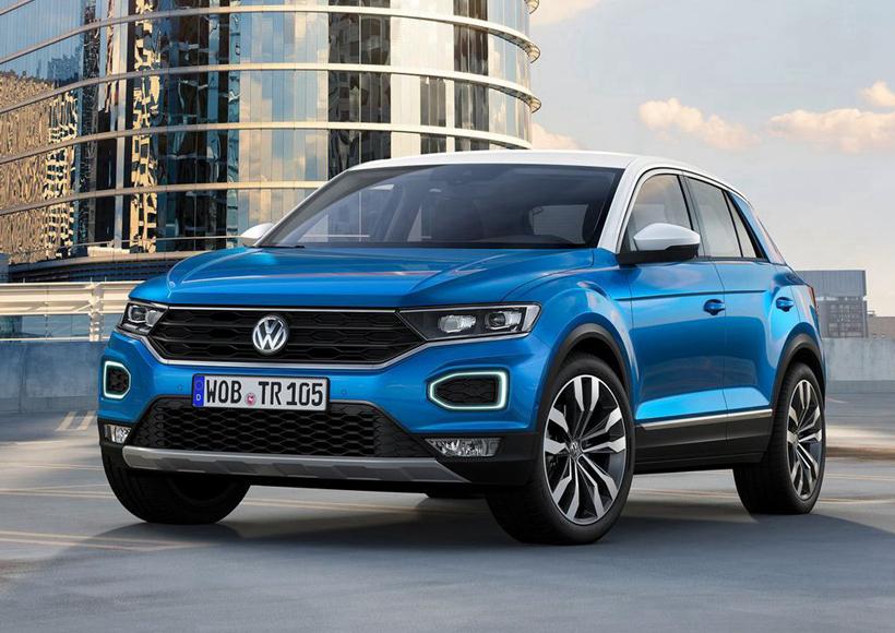 作为Volkswagen 的第四个SUV产品线,T-Roc的后备箱容积高达445升,如若将第二排座椅折叠起来的话,容积则可高达1290升。因此,从实用程度来考虑的话,它无疑是都市人驾驶的绝佳选择,也非常适合家庭选用。