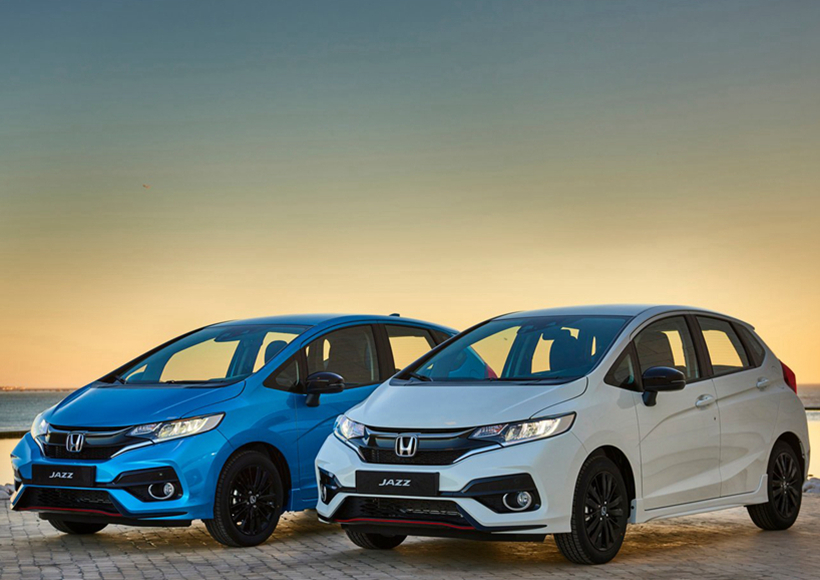 Honda Jazz将从11月起在欧洲各地发售,从2018年初开始交货。