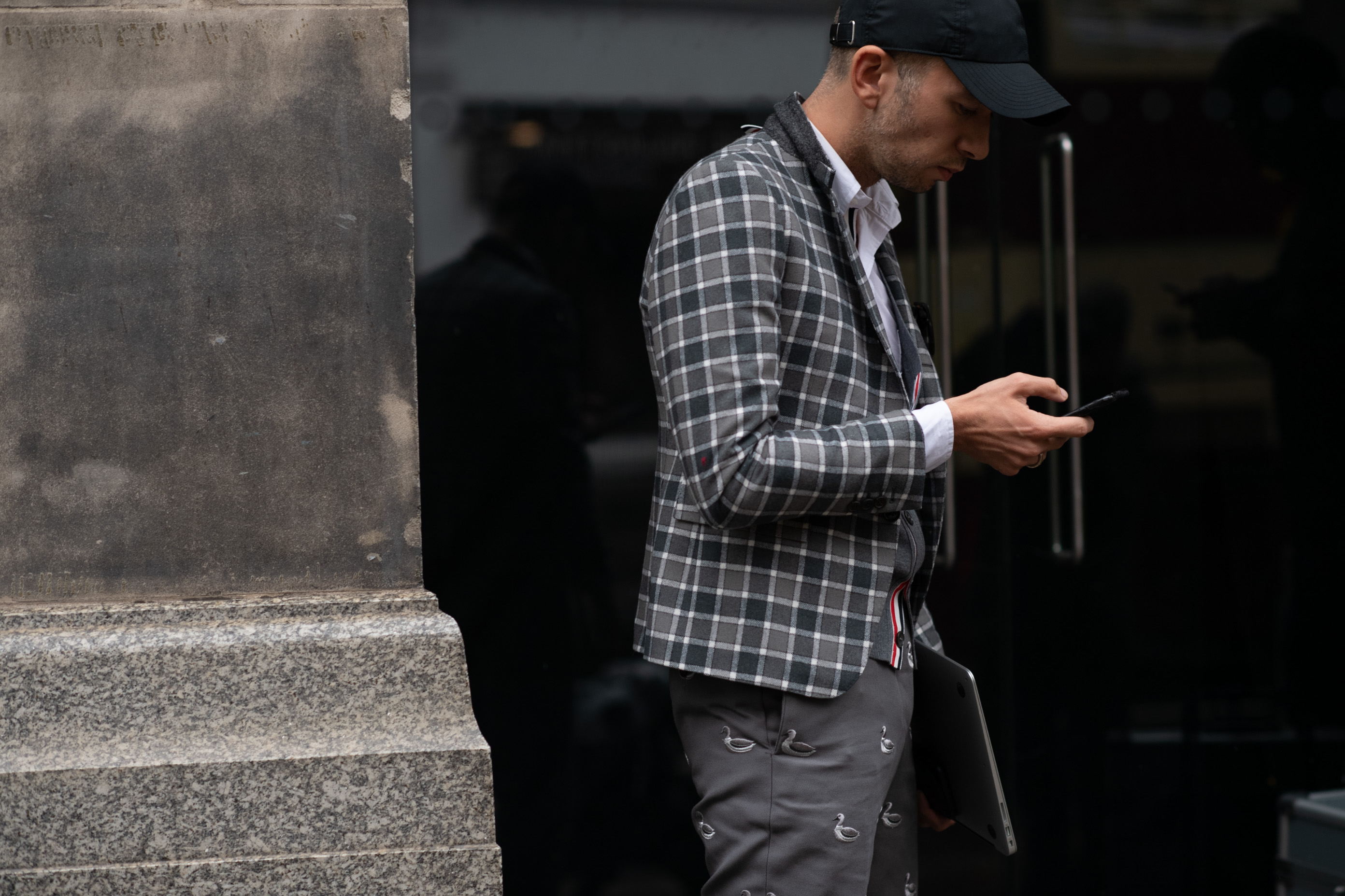 2019年6月伦敦男装周街拍DAY3