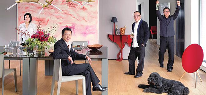 华谊兄弟CEO王中磊的现代四合院