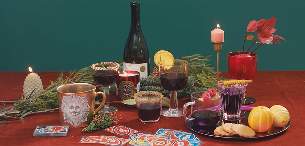 心热红酒,微醺了圣诞