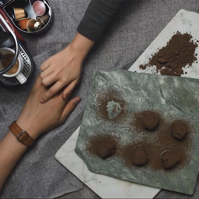 松露巧克力,让你轻松成为满分情人