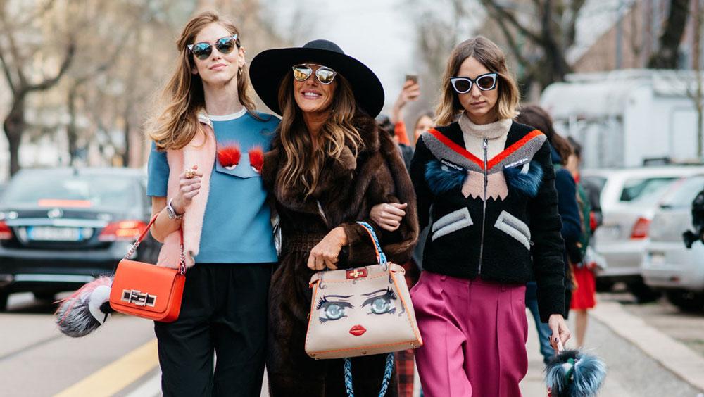最会穿的女人们都这样穿!100张街拍解决换季难题