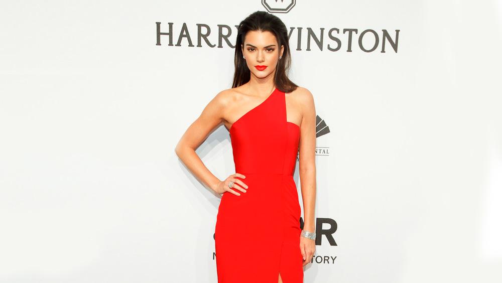 90后当红超模肯达尔·詹娜的时尚选择