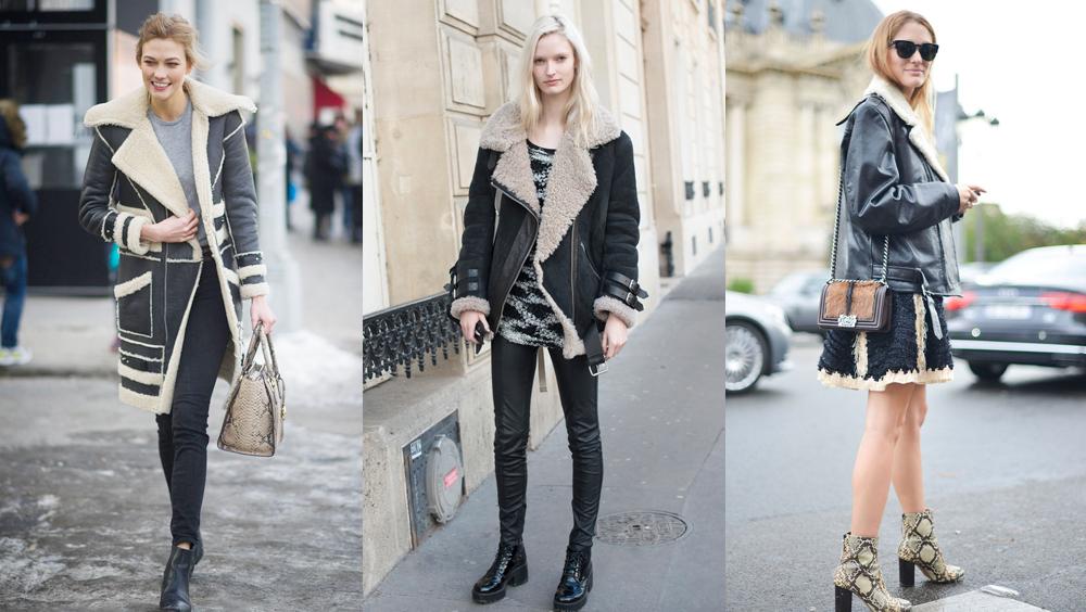 5条剪羊毛外套实用保暖的时髦定律