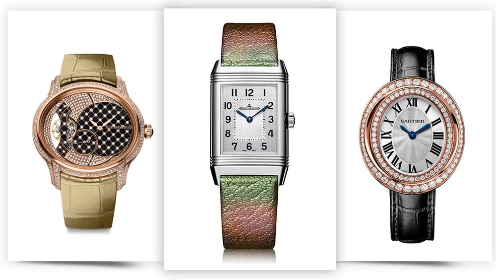 准备买表?先看看日内瓦表展上的新女表