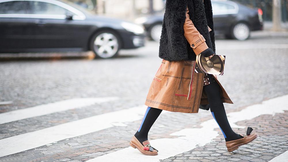 不用露脚踝 这5种方案就能显瘦又保暖