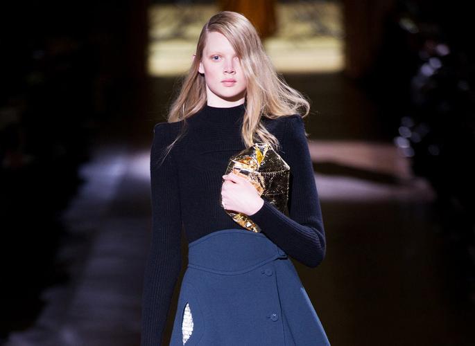 裙长和靴长的10种黄金比例妙搭