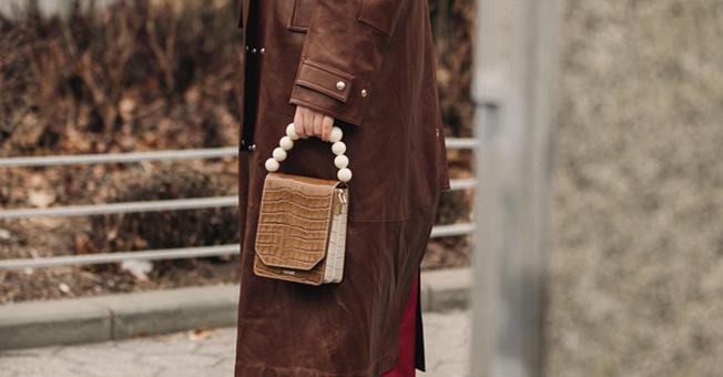 Vogue精选六款秋冬必入小众包牌