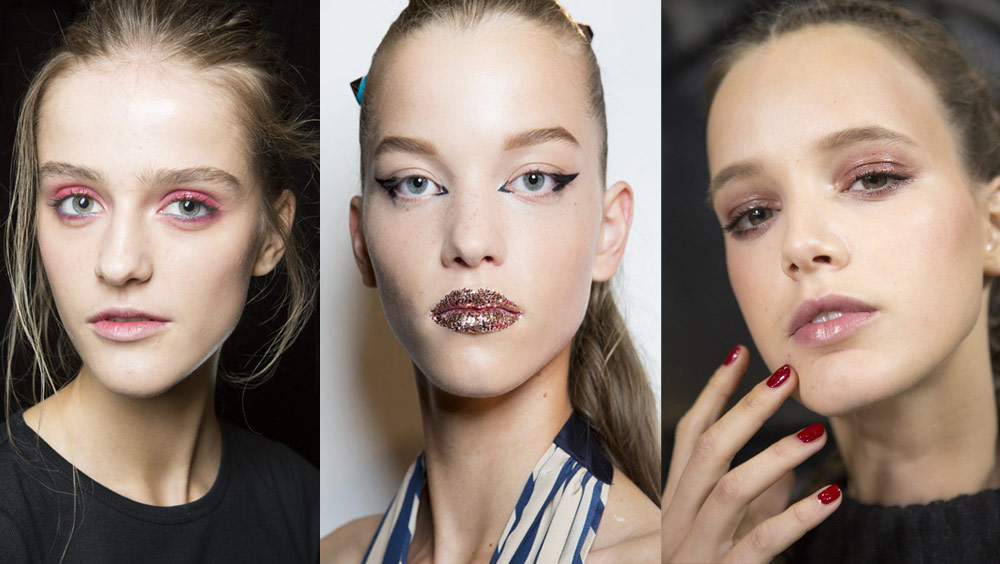 有了这5个美妆潮流 派对上想低调都难