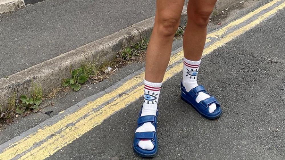 在35°C的夏天穿靴子,才是真·時髦嗎?