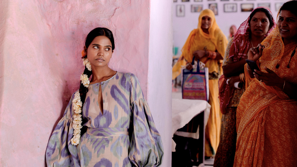 認識印度倡導可持續時尚的全女性集體