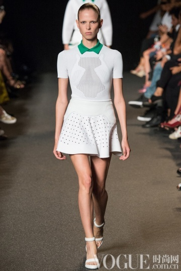 2015春夏趋势要素:时髦Polo衫