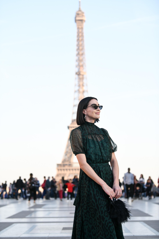 2019秋冬巴黎时装周最佳街拍第二日