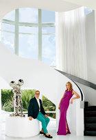 虽然Tommy与Dee在世界各地都拥有豪宅,但只有这里能容纳下他们 珍藏多年的那些大型艺术品,真是圆了他们的艺术之梦!