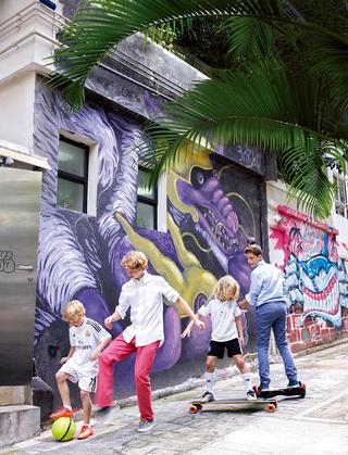 香港·落地为安 ON SOLID GROUND