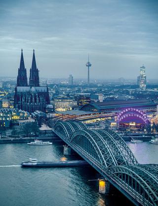 科隆的反攻Cologne Rises