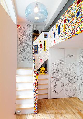 儿童房从墙饰开始 Drawing Rooms