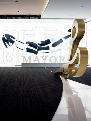 Mayor 彻底当一回绅士