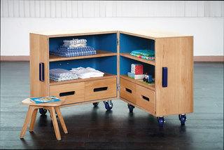 儿童家具的第二用途