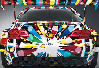 当汽车遇到艺术家 Mobile Art