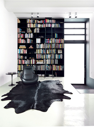 20款活力爬墙书柜 Shelf Life