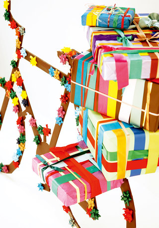 礼物包装聪明创意