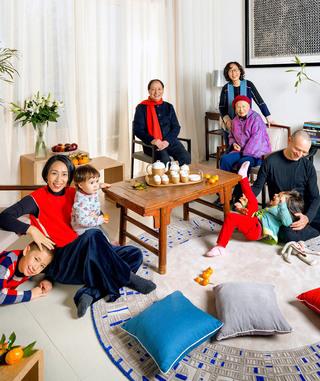 四世同堂的春节有多幸福?来看