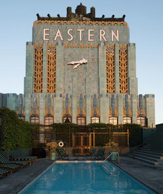 120㎡ | 洛杉矶著名公寓楼,有间客房会隐形