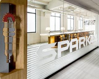 上海Spark 44办公室