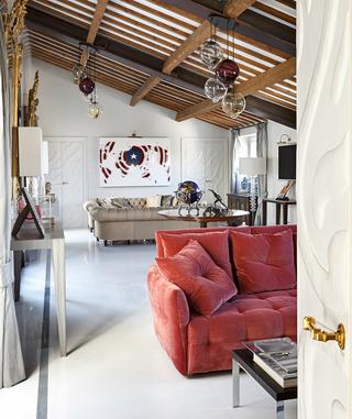 意大利设计公子的家 | Poltrona Frau