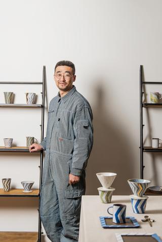 """在景德镇的12年,他和陶瓷一起""""折转"""""""