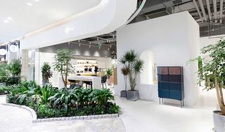 吱音北京朝阳大悦城店开业,为你造了一个灵感迷宫