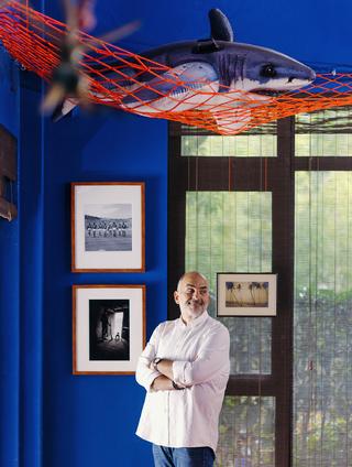 巴西世博馆建筑师的家,就在上海!