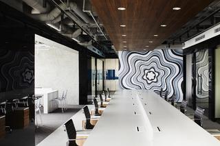 上海万宝龙总部办公室